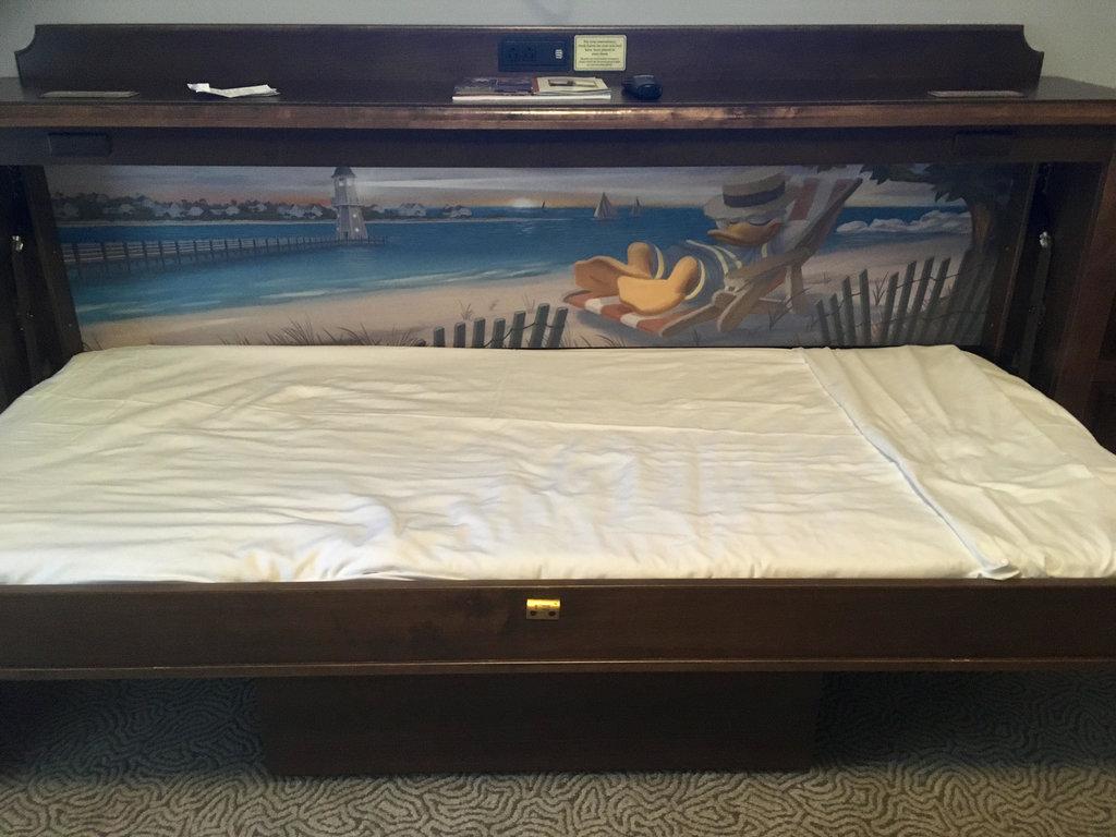Villa | Pull Down Bed