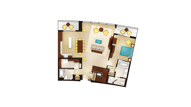 Grand Villa - First Floor