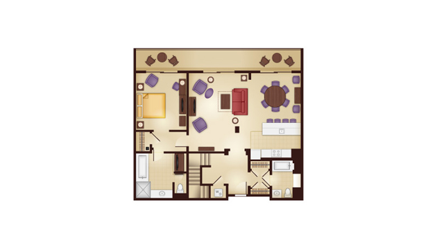 Kidani - Grand Villa First Floor