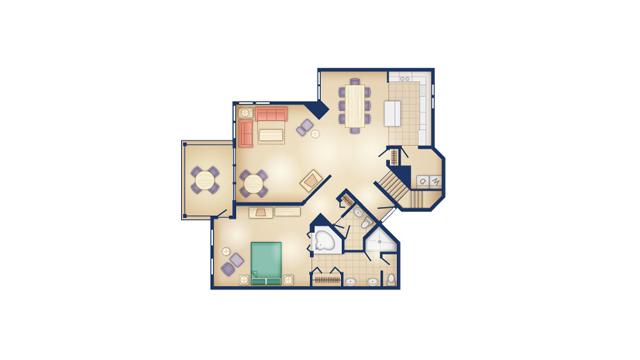 OKW - First Floor Grand Villa