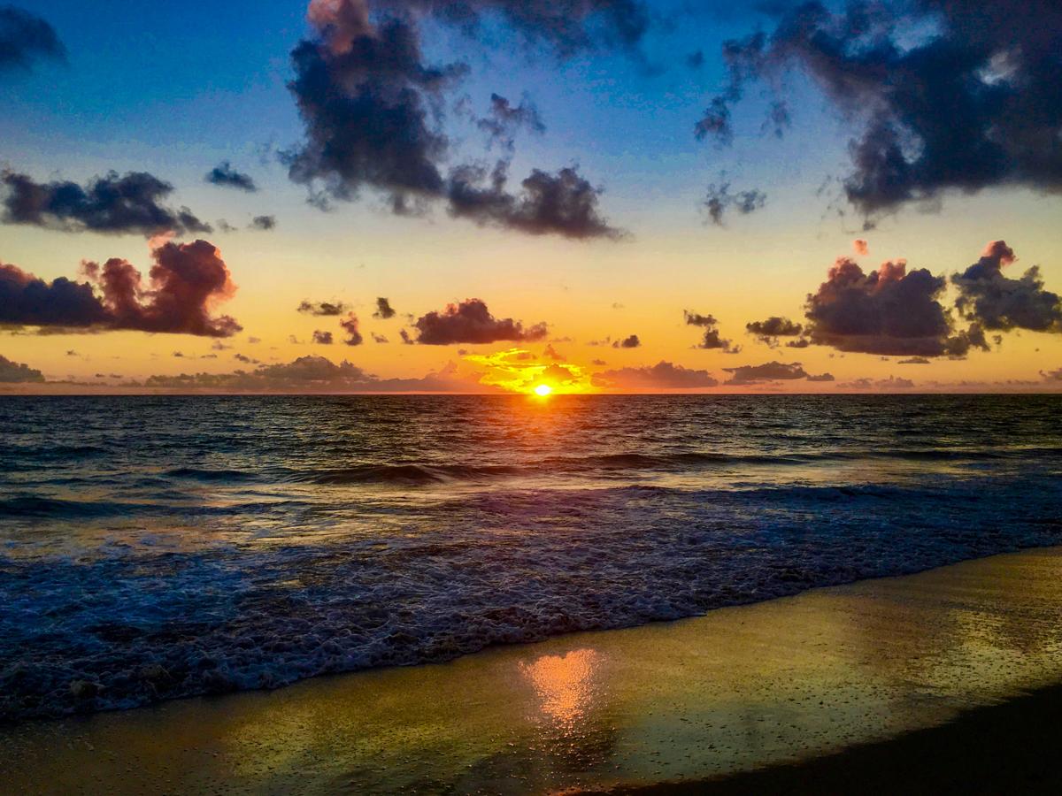 Vero Beach | Sunset By the Beach