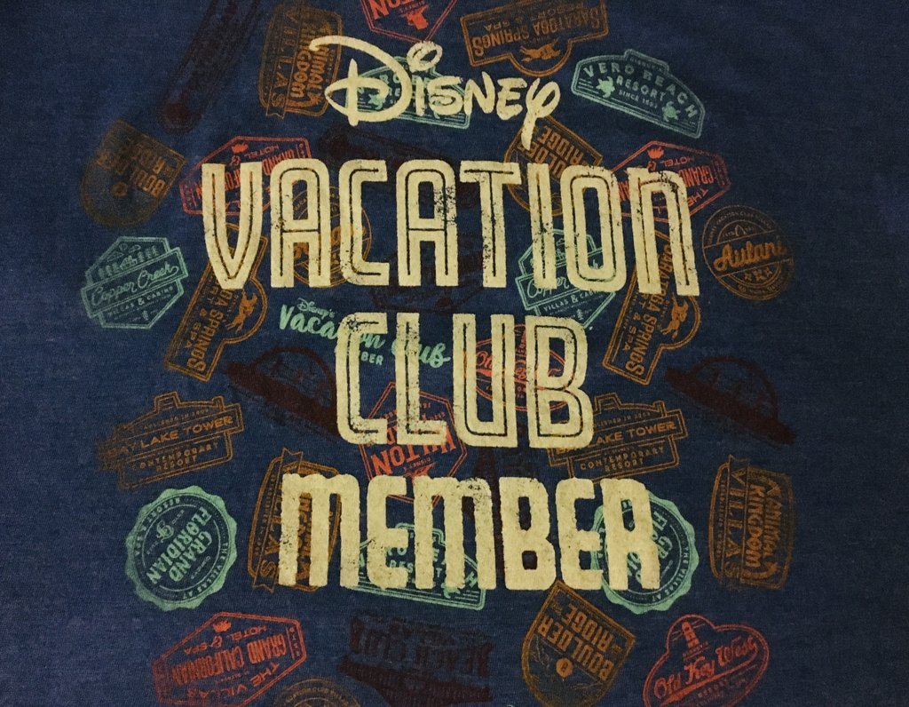 Disney Vacation Club | A Text For DVC Member