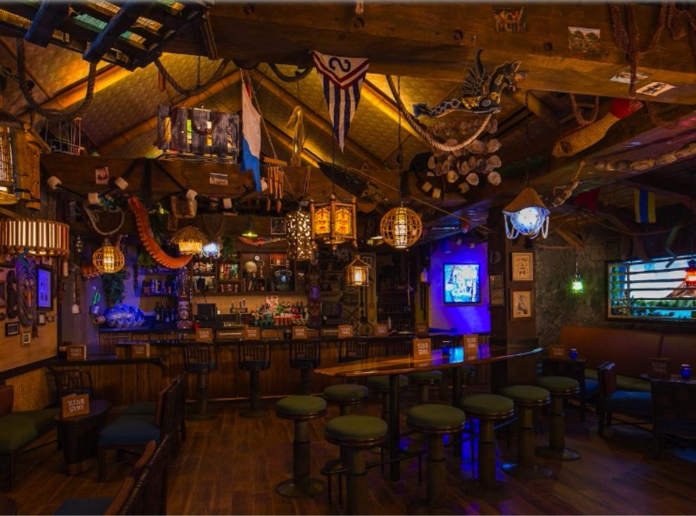 DVC Listing   Interior of Trader Sam's Grog Grotto and Tiki Bar